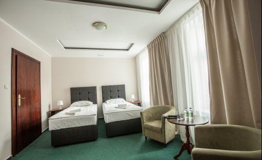 Hotel *** Hotel Łazienki II / 58