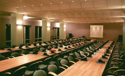 zdjęcie sali konferencyjnej, Hotel Europa, Giżycko