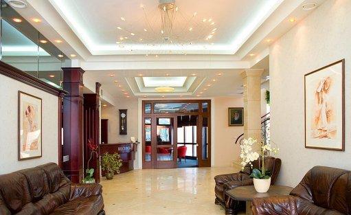 Hotel *** Hotel Rigga / 1