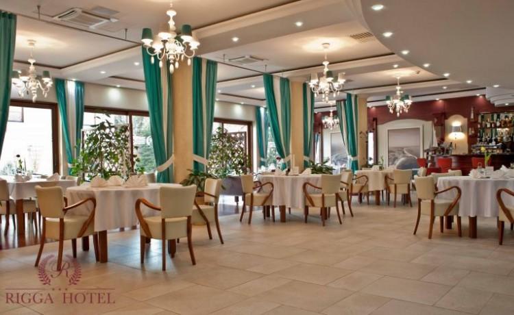 Hotel *** Hotel Rigga / 24