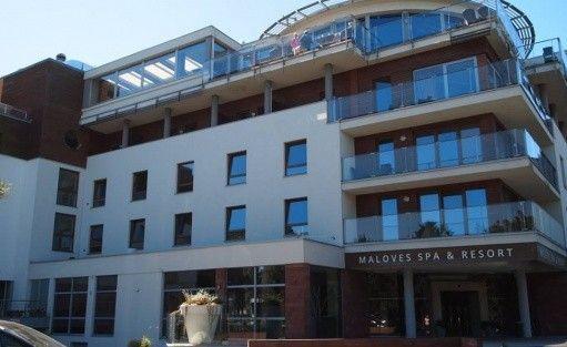 Hotel SPA MALOVES SPA & RESORT / 1