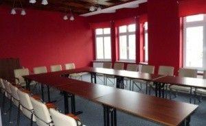 zdjęcie sali konferencyjnej, Centrum Szkoleniowe Europrofes - Kraków, Kraków
