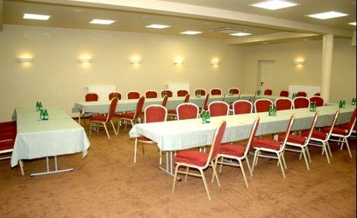 zdjęcie sali konferencyjnej, Hotel Kahlberg, Krynica Morska