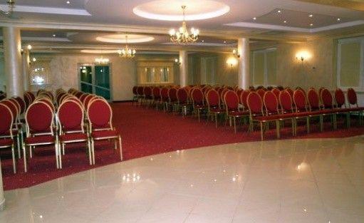 zdjęcie sali konferencyjnej, Hotel Nidzki, Ruciane-Nida