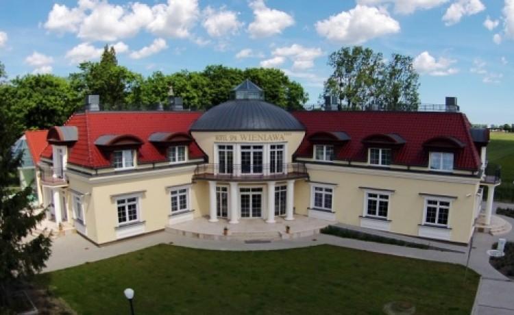 zdjęcie obiektu, Hotel****SPA Wieniawa w Rekowie Górnym/k Trójmiasta, Gdynia