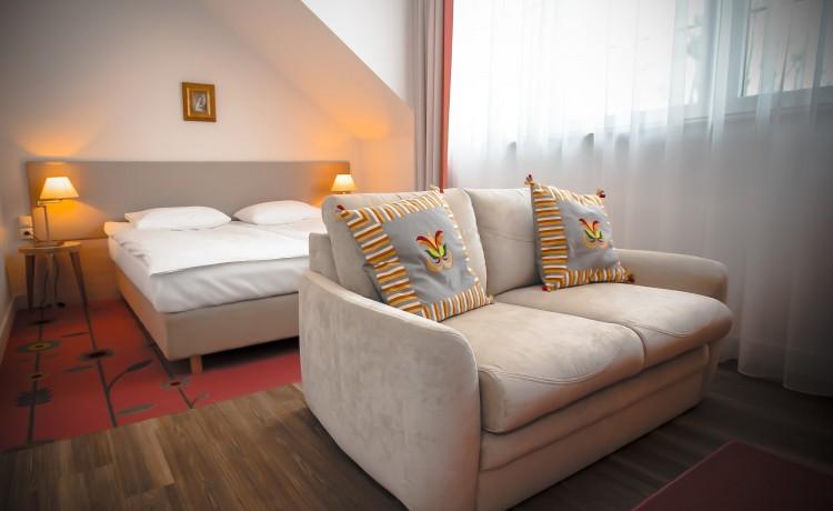 Hotel **** Hotel****SPA Wieniawa w Rekowie Górnym / 5