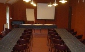 zdjęcie sali konferencyjnej, Atrium Centrum Konferencyjno - Bankietowe, Puszczykowo
