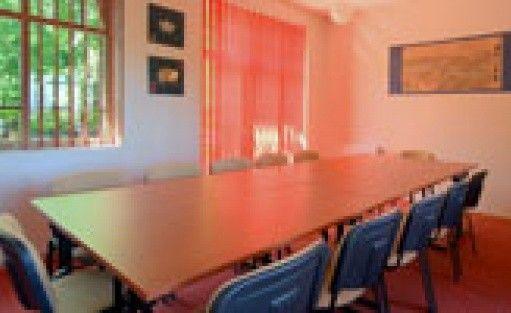 zdjęcie sali konferencyjnej, Hotel Zhong Hua, Sopot