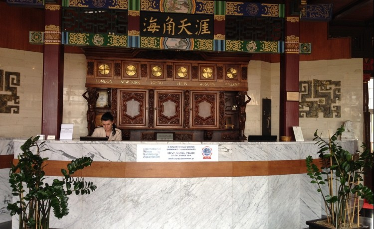 Hotel *** Hotel Chiński Zhong Hua / 2