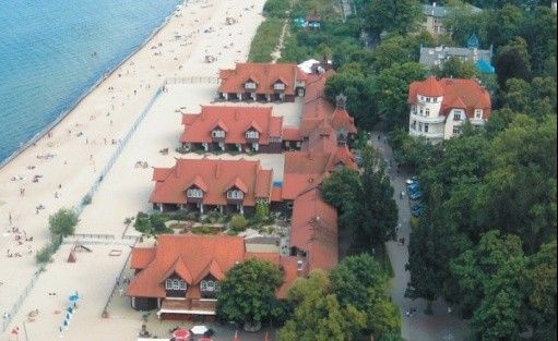 zdjęcie obiektu, Hotel Zhong Hua, Sopot
