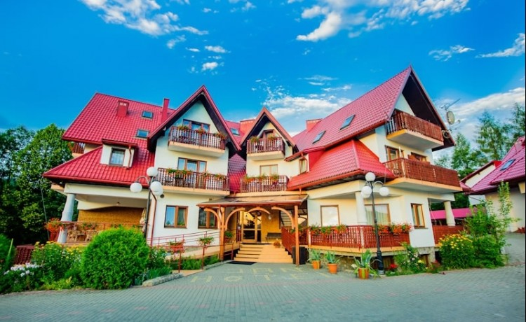 Hotel Jan *** Szczawnica