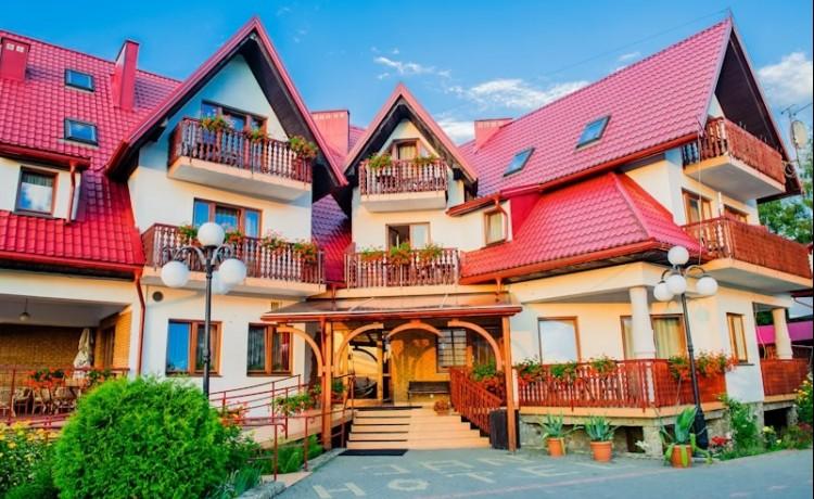 Hotel *** Hotel Jan *** Szczawnica / 0