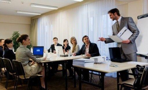 zdjęcie sali konferencyjnej, Hotel Krynica****, Krynica-Zdrój