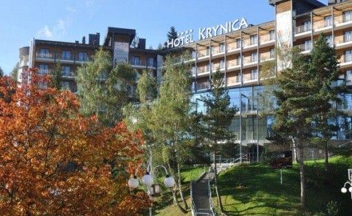 zdjęcie obiektu, Hotel Krynica****, Krynica-Zdrój