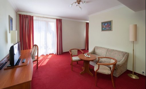 Hotel *** Hotel Bartan Gdańsk Seaside / 11