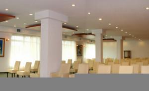 zdjęcie sali konferencyjnej, Hotel Artur, Kraków