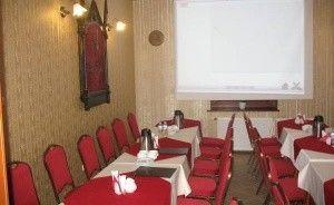 zdjęcie sali konferencyjnej, Hotel Castle, Bystrzyca Kłodzka