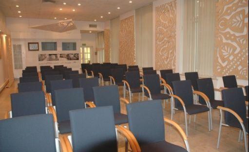 zdjęcie sali konferencyjnej, Centrum Informacyjne Polskiej Agencji Informacji i Inwestycji Zagranicznych SA, Warszawa