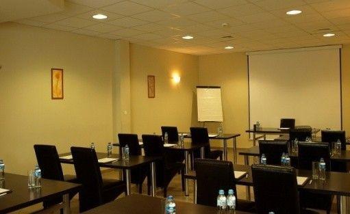 zdjęcie sali konferencyjnej, Hotel Poleski, Kraków