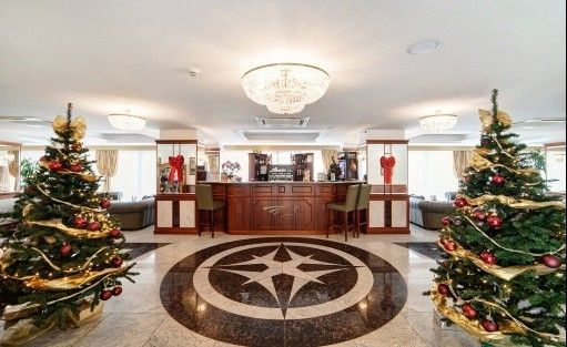 Hotel **** Hotel Prezydent Medical SPA & Wellness / 3