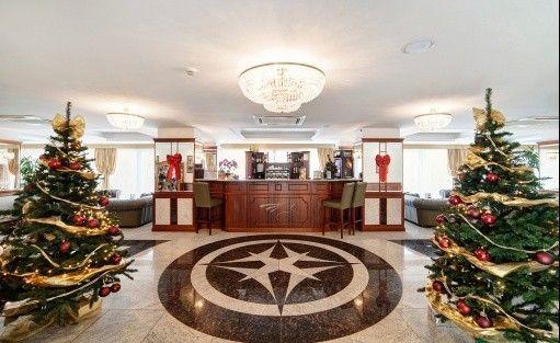 Hotel **** Hotel Prezydent Medical SPA & Wellness / 3