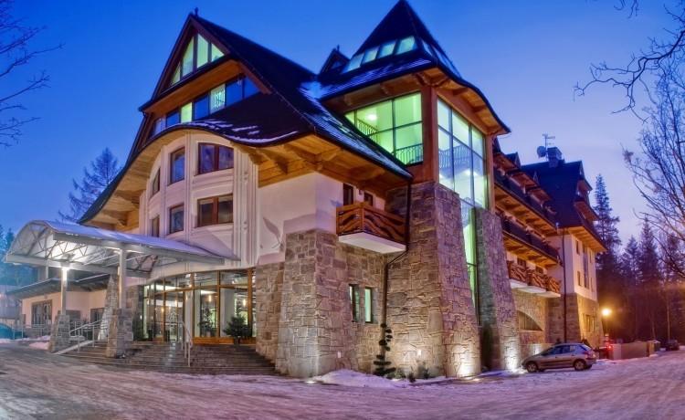 Hotel **** Hotel Crocus **** / 1