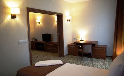zdjęcie pokoju, Centrum Wypoczynkowo - Konferencyjne Solaris, Łazy k/Mielna