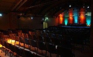 zdjęcie sali konferencyjnej, Centrum Artystyczne Fabryka Trzciny Sp. z o.o., Warszawa
