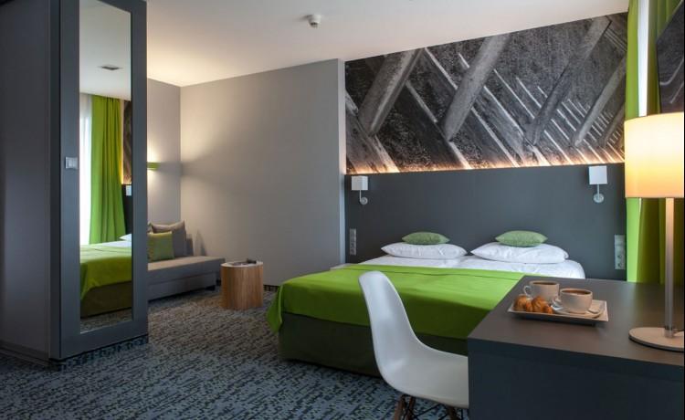 Hotel **** Hotel Villa Park MED & SPA / 1