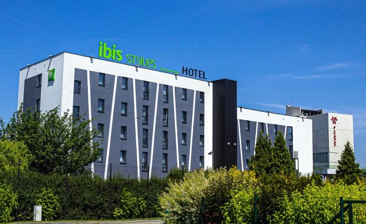 Hotel *** ibis Styles Warszawa West / 2