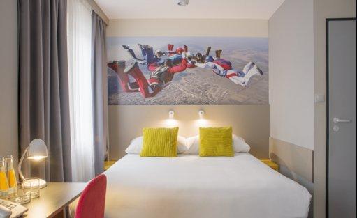 Hotel *** ibis Styles Warszawa West / 14