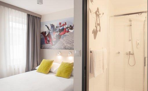 Hotel *** ibis Styles Warszawa West / 15