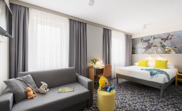 Hotel *** ibis Styles Warszawa West / 16