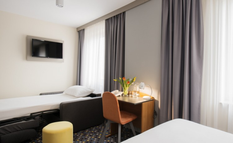 Hotel *** ibis Styles Warszawa West / 21