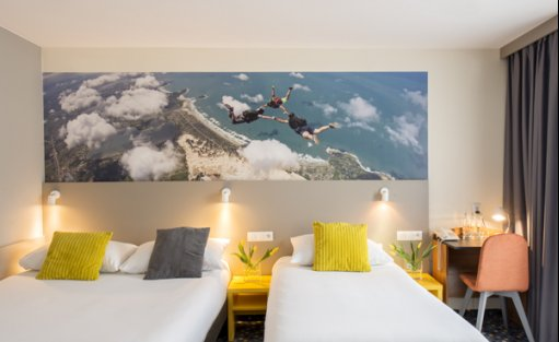Hotel *** ibis Styles Warszawa West / 17