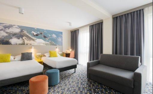Hotel *** ibis Styles Warszawa West / 18