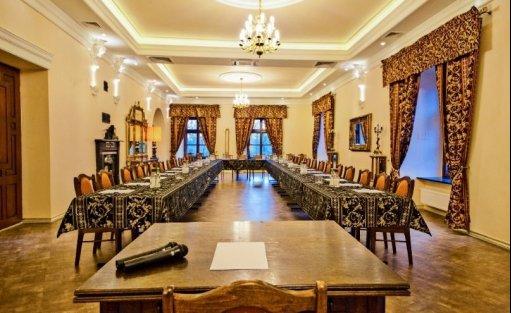 Hotel **** Manor House SPA**** - Pałac Odrowążów***** / 1