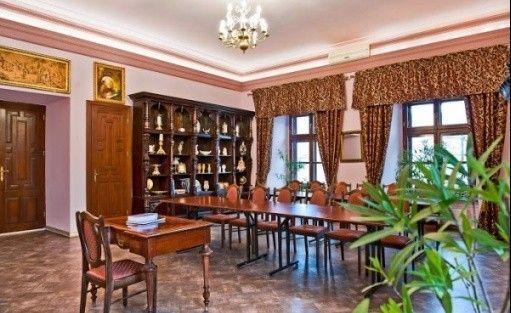 zdjęcie sali konferencyjnej, Manor House SPA**** - Pałac Odrowążów*****, Chlewiska