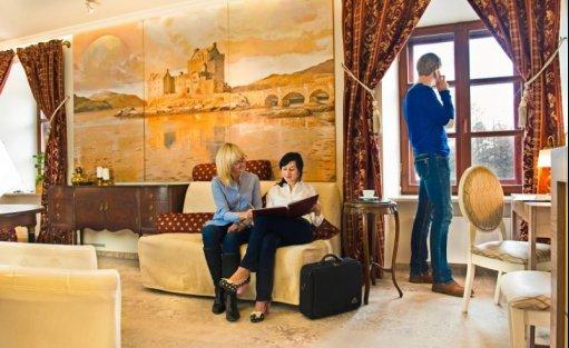 Hotel **** Manor House SPA**** - Pałac Odrowążów***** / 7