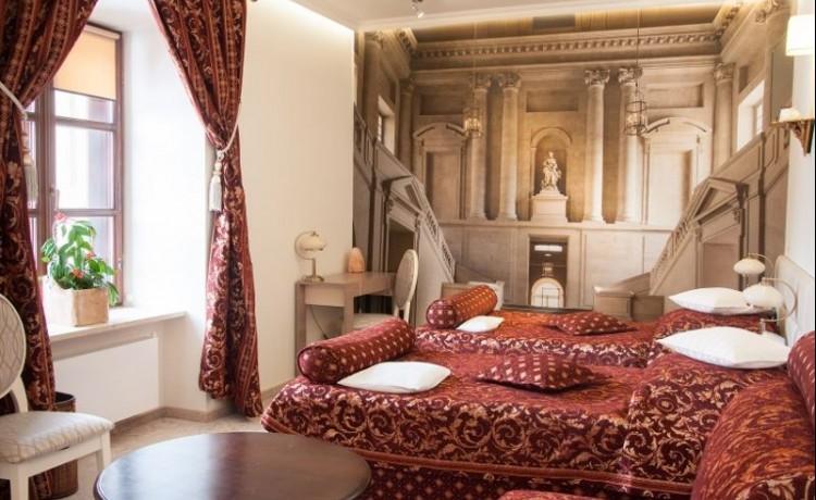 Hotel **** Manor House SPA**** - Pałac Odrowążów***** / 5