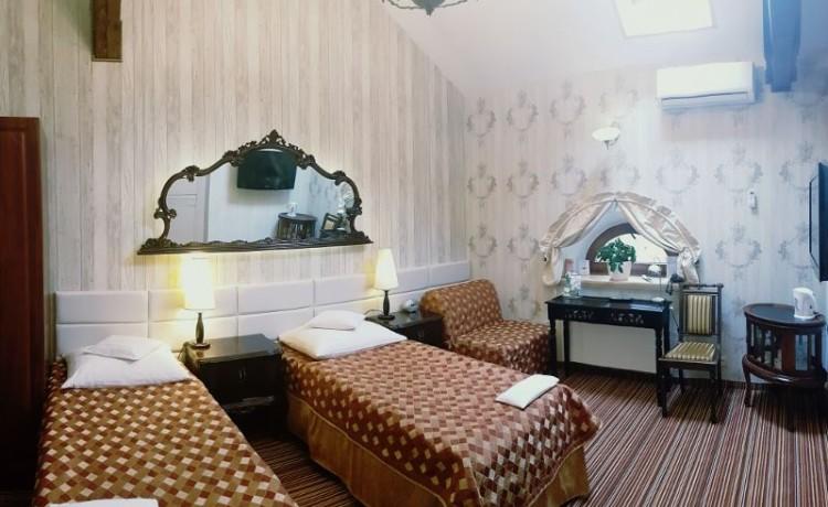 Hotel **** Manor House SPA**** - Pałac Odrowążów***** / 6