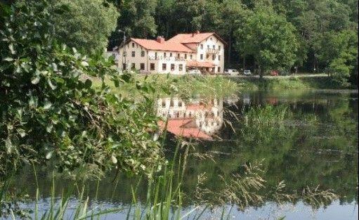 zdjęcie obiektu, Samotnia nad Wdą, Osie - Tleń