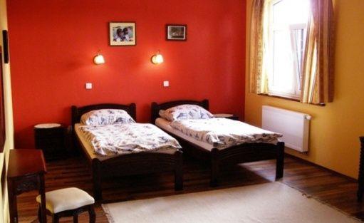 zdjęcie pokoju, Samotnia nad Wdą, Osie - Tleń