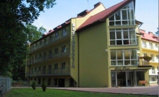 VILLA TARSIS HOTEL RESTAURACJA SPA