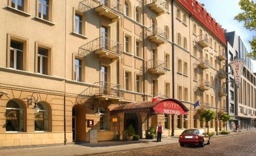 Hotel Hetman Warszawa