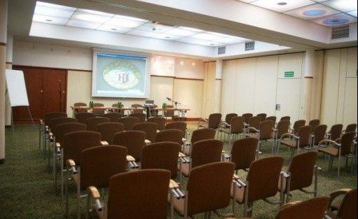zdjęcie sali konferencyjnej, Hotel  Hetman, Warszawa
