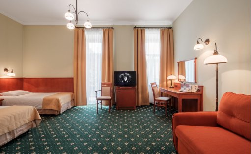 Hotel *** Hotel Hetman Warszawa / 8