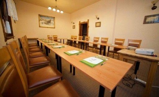zdjęcie sali konferencyjnej, Hotel Rancho Pod Bocianem, Tarczyn