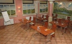 zdjęcie sali konferencyjnej, Hotel i Restauracja Santorini, Kraków