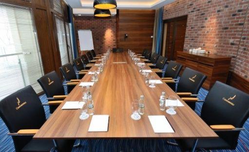 zdjęcie sali konferencyjnej, Hotel Willa Port**** Conference Resort & SPA, Ostróda
